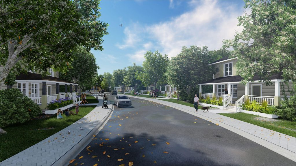 The Hamptons Village